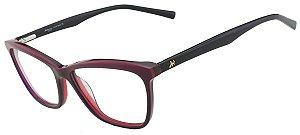 Armação Óculos de Grau Hickmann Feminino HI6013 C02