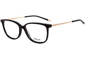 Armação Óculos de Grau Hickmann Feminino HI6048 A01
