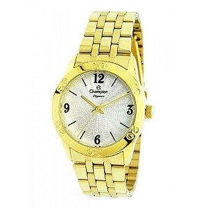 Relógio Champion Feminino Elegance Analógico CN27590G - Ótica Quartz 720cc6033f