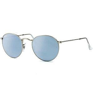 Óculos de Sol Ray-Ban Round Metal RB3447L 019/30 53