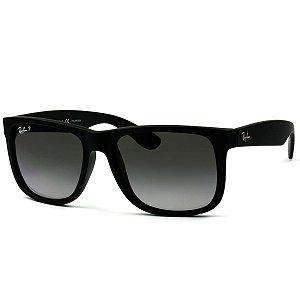 Óculos de Sol Ray-Ban Justin RB4165L 622/T3 57 Polarizado