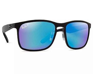 Óculos de Sol Ray-Ban Chromance RB4264 601SA1 58 Polarizado