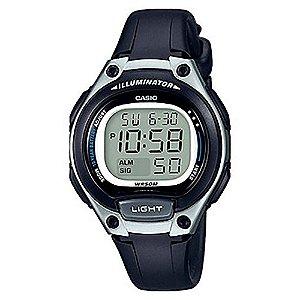 Relógio Casio Feminino Digital LW2031AVDF