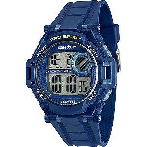 Relógio Speedo Masculino Pro-Sport Digital 80583G0EVNP1