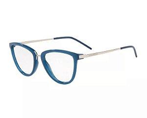b252fc81e Armação Óculos de Grau Emporio Armani Feminino EA3132 5661 - Ótica ...
