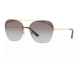 c246cf910b56e Óculos de Sol Vogue Metallic Lace VO4104S 280 11