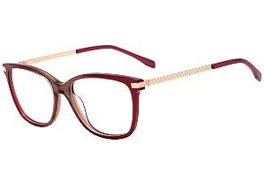 Armação Óculos de Grau Bulget Feminino BG6264 C01