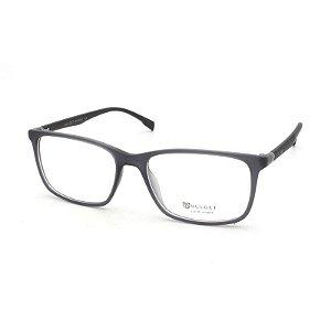 Armação Óculos de Grau Bulget Masculino BG4107 T01 8fc04250b2