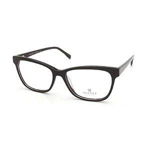 Armação Óculos de Grau Bulget Unissex BG4041 T02 - Ótica Quartz ca81873685