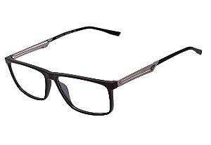 Armação Óculos de Grau Bulget Masculino BG4113 A01