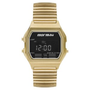 Relógio Mormaii Unissex Vintage Digital MOJH02AU/4D