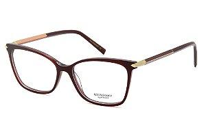 Armação Óculos de Grau Ana Hickmann Feminino AH6344 T01
