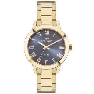 Relógio Technos Feminino Elegance Boutique Analógico 2035MKU/4A