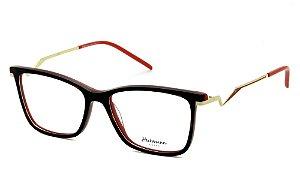Armação Óculos de Grau Hickmann Feminino HI6100 G23