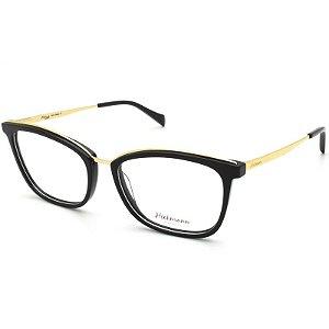 Armação Óculos de Grau Hickmann Feminino HI6134B A01