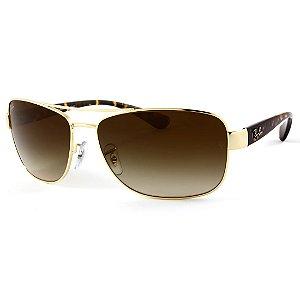 Óculos de Sol Ray-Ban RB3518L 001/13 63