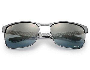 Óculos de Sol Ray-Ban Chromance RB8319CH 9075J0 60 Polarizado