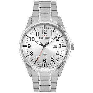 Relógio Technos Masculino Classic Steel Analógico 2115MTB/1A