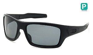 Óculos de Sol Oakley Masculino Turbine OO9263L-07 65 Polarizado