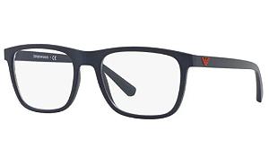 Armação Óculos de Grau Emporio Armani Masculino EA3140 5719 55