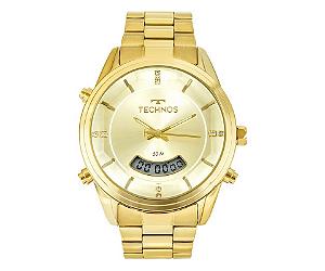 Relógio Technos feminino Trend Dourado t200aj/4x