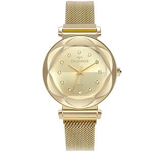 Relógio Technos Elegance Feminino Crystal 2035MRZ/4X