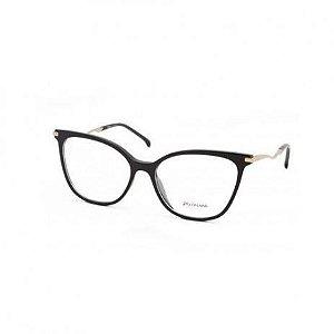 Armação Óculos de Grau Hickmann Feminino HI6128BI A02