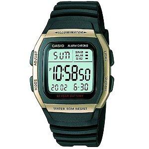 Relógio Casio Masculino Digital W96H9AVDF
