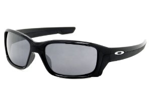 Óculos de Sol Oakley Straightlink Polished Black  OO9331-1658