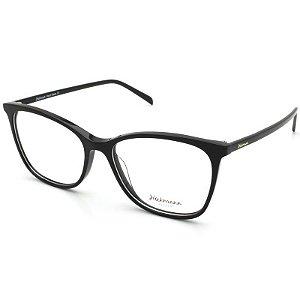 Armação Óculos de Grau Hickmann Feminino HI6142 A01