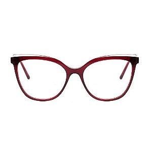 Armação Óculos de Grau Hickmann Feminino HI6163 H02