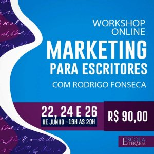 Workshop Online - Marketing para Escritores