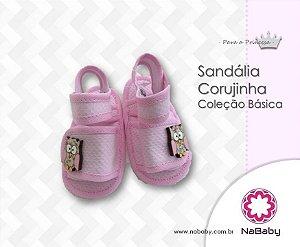 Sandália Corujinha Coleção Básica
