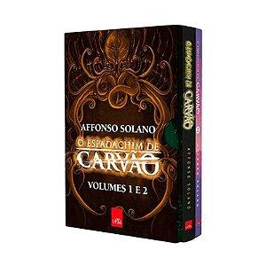 BOX O ESPADACHIM DE CARVÃO - VOLS 1 e 2