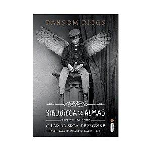 Livro - Biblioteca de Almas