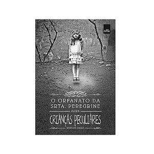 Livro - O Orfanato da Srta.peregrine para Crianças Peculiares