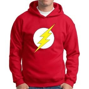 Moletom The Flash