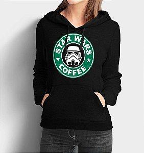 MOLETOM STAR WARS COFFEE