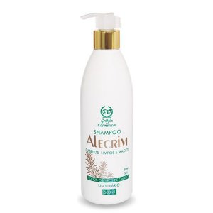 Shampoo alecrim