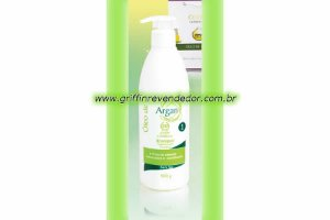 Shampoo de argan 500ml