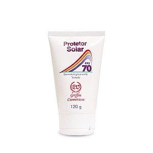 Protetor solar FPS 70 - 120g
