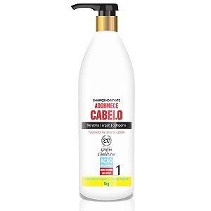 Shampoo adormece cabelo 1kg