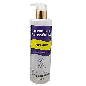 Álcool gel antisséptico 70ºINPM