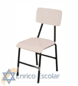 Cadeira escolar ADULTO (a partir de 10 anos)
