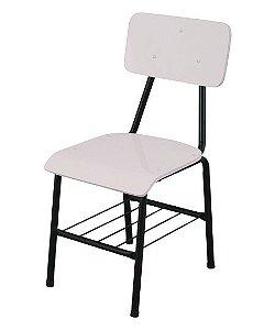 Cadeira escolar infantil (1 à 5 anos) c/ gradil