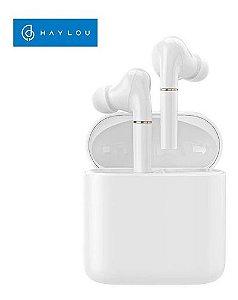 Fone de Ouvido Bluetooth T19 Haylou Branco Wireless ( xiaomi )