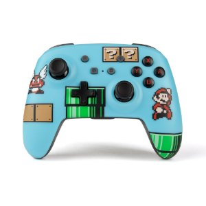 Controle PRO Switch PowerA Mario