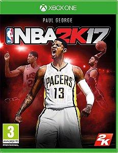 NBA 2K 17 para XBOX ONE