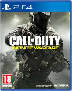 Call of Duty Infinite Warfare para PS4