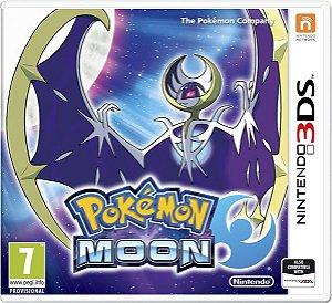 Pokémon Moon para 3DS